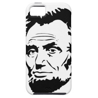 Abraham Lincoln Sketch iPhone 5 Covers