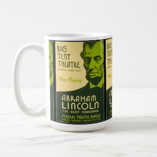 Abraham Lincoln The Great Commoner Coffee Mug
