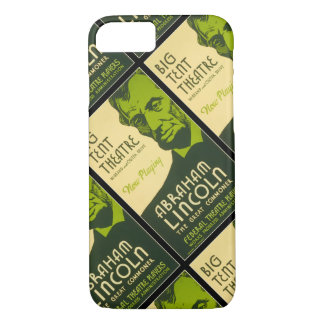 Abraham Lincoln The Great Commoner iPhone 7 Case