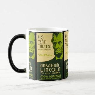 Abraham Lincoln The Great Commoner Magic Mug