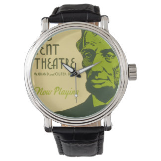 Abraham Lincoln The Great Commoner Watch