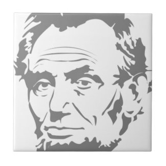 Abraham Lincoln Tile