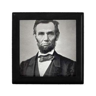 Abraham Lincoln! Trinket Boxes