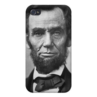 Abraham Lincoln Vintage  iPhone 4 Case