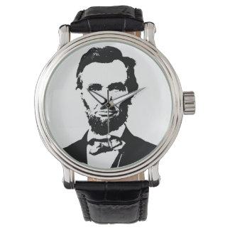 Abraham Lincoln Watch
