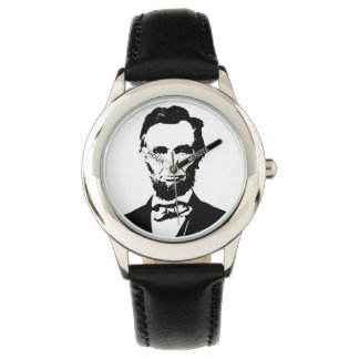 Abraham Lincoln Watch