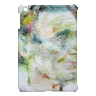 ABRAHAM LINCOLN - watercolor portrait iPad Mini Cover