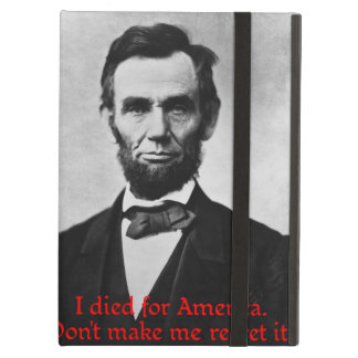 Abraham Lincoln's American Pride Cover For iPad Air