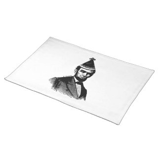 Abraham Lincoln's Birthday Bash Placemat