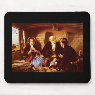 Abraham Solomon First Class The Return Mouse Pad