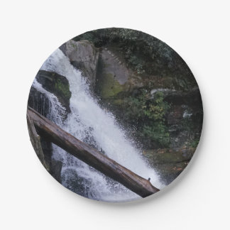 Abrams Falls 7 Inch Paper Plate