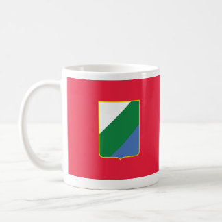 Abruzzo bandiera, Italy Coffee Mug