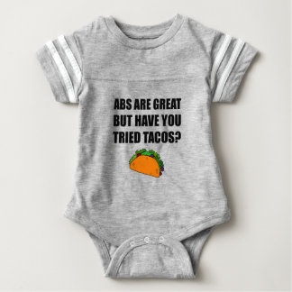 ABS Great Tried Tacos Baby Bodysuit