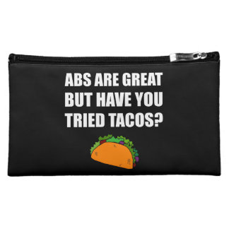 ABS Great Tried Tacos Makeup Bags