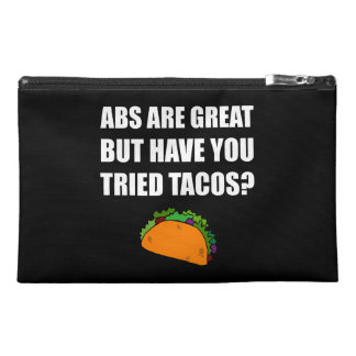 ABS Great Tried Tacos Travel Accessories Bags