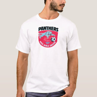 ABSC Panthers Girls Soccer Team Wear 2011 T-Shirt
