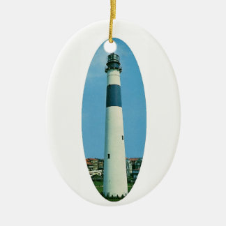 Absecon Lighthouse Ceramic Ornament