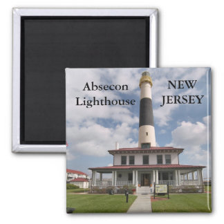 Absecon Lighthouse, New Jersey Magnet