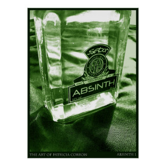 Absinth 1 poster