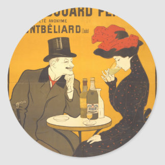 Absinthe Extra-Supérieure Round Sticker