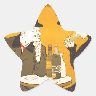 Absinthe Extra-Supérieure Star Sticker