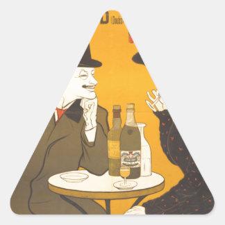 Absinthe Extra-Supérieure Triangle Sticker