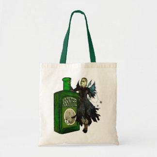 Absinthe Faerie Tote Bag
