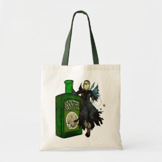 Absinthe Faerie Budget Tote Bag