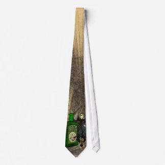 Absinthe Faerie Tie