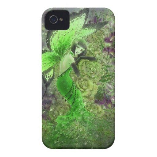 Absinthe Fairy Fantasy Art Blackberry Case