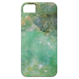 Absinthe Green Quartz Crystal Case For The iPhone 5
