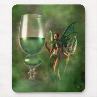 Absinthe Mouse Pad