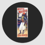 Absinthe Mugnier Round Sticker