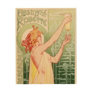 Absinthe Robette - Alcohol Vintage Poster