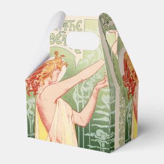 Absinthe Robette - Alcohol Vintage Poster Favor Box