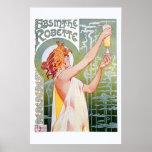 Absinthe Robette Print