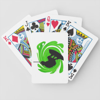 Absolute Air Bicycle Playing Cards