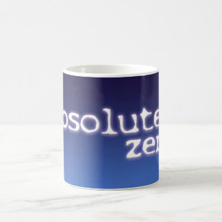 absolute zero 2014 logo mug - 11 oz.