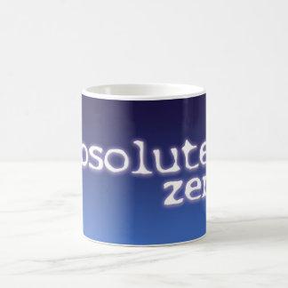 absolute zero 2014 logo mug - 11 oz.
