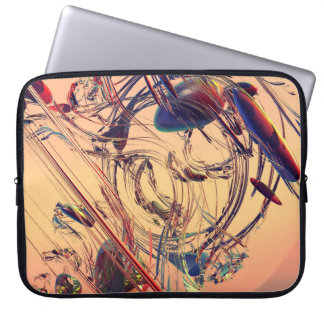 Absolutely Abstract Neoprene Sleeve