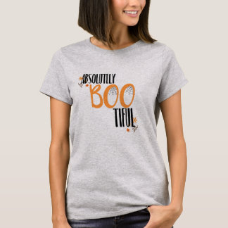 Absolutely Bootiful halloween T-Shirt