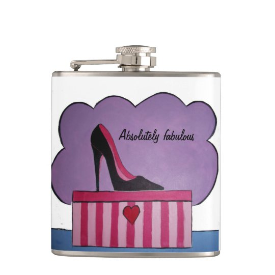 Absolutely fabulous flasks