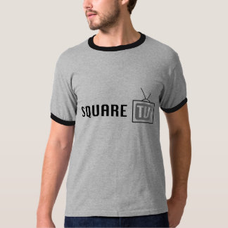 Absolutely Final Square TV T-Shirt