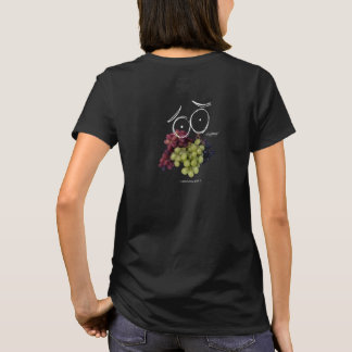 Absolutely Grape_black T-Shirt