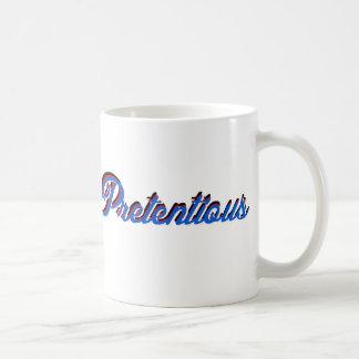 Absolutely Pretentious Coffee Mug