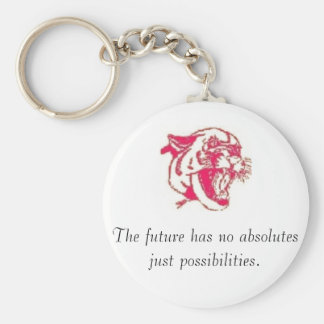Absolutes are Possibilities Keychain