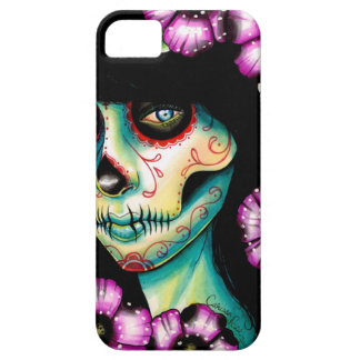 Absolution Day of the Dead Girl iPhone 5 Cover