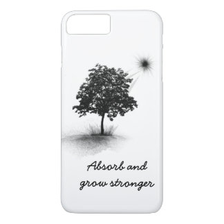 Absorb and Grow Stronger iPhone 7 Plus Case