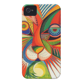 Absract cat iPhone 4 Case-Mate cases