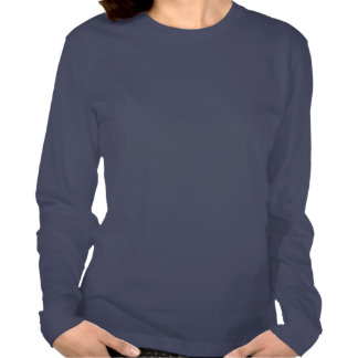 Abstact Red Eclipse - Long Sleeve T-Shirt